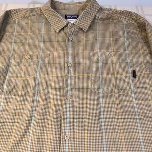 EXC! Patagonia Soft Organic Cotton Shirt Size XXL